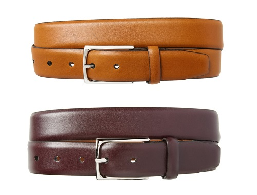 Nordstrom Made in the USA Pullman Leather Belt