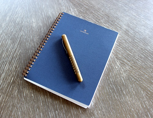 Made in the USA Notebook by Appointed
