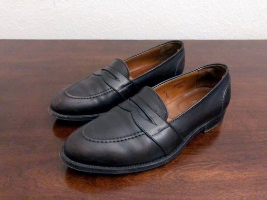 Thrifted Alden Loafers