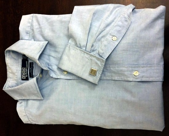 Polo by Ralph Lauren French Cuff Dress Shirt