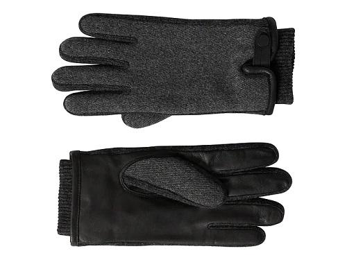 BR Wool Blend Snap Gloves