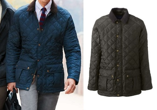 Lands' End Primaloft Quilted Jacket
