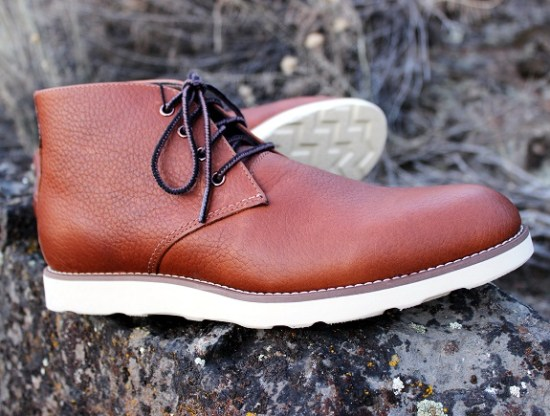 Express Leather Chukka