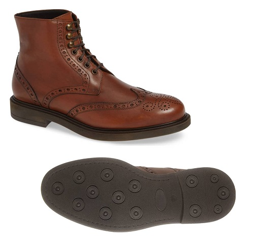 Monte Rosso Montreux Wingtip Boot