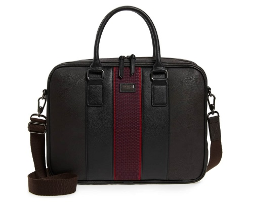 Ted Baker Merman Faux Leather Briefcase