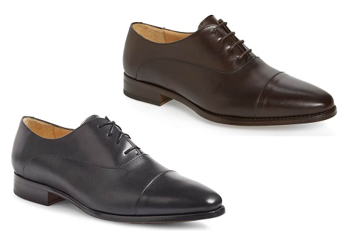 "Jack Erwin "" Joe"" Cap Toe Oxford"