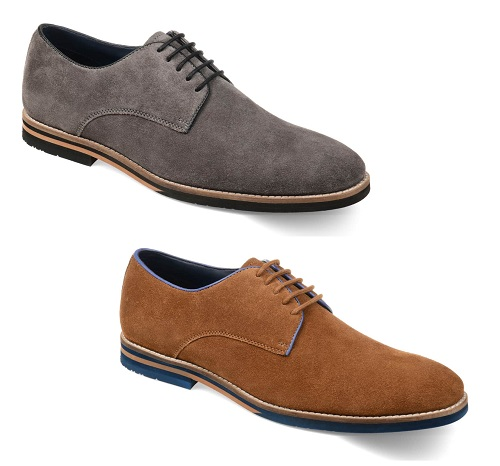 Thomas and Vine Plain Toe Derby