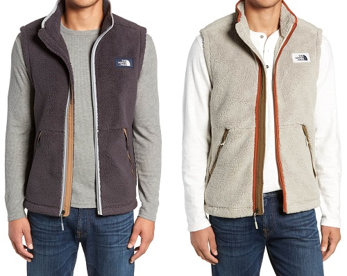 The North Face Campshire Fleece Vest