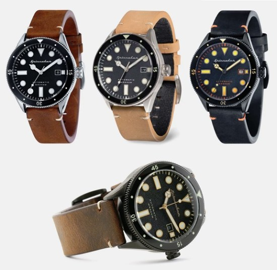Spinnaker Automatic Diver