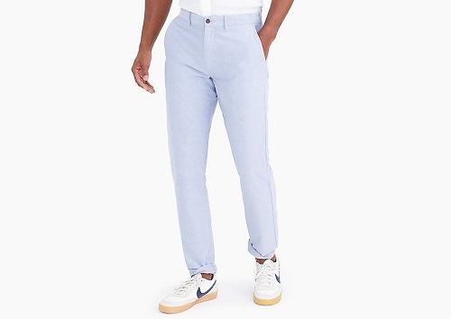 J. Crew Factory Oxford Cloth Pants