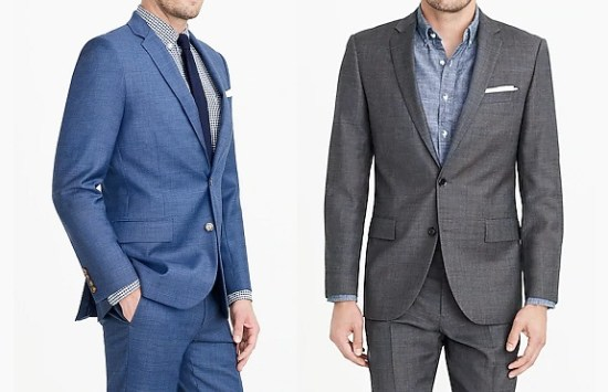 4f68d22597c J. Crew Factory  50% off everything (including suits!)