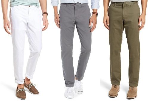 1901Ballard Slim Fit Stretch Chino Pants