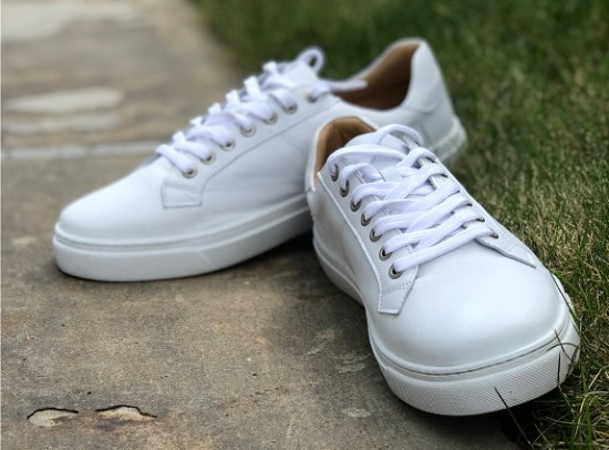 0ea9e9a821 Sizes are super limited at post time and it's no wonder why. More  comfortable than the other Nordstrom sneakers I reviewed earlier this year  out of the box, ...