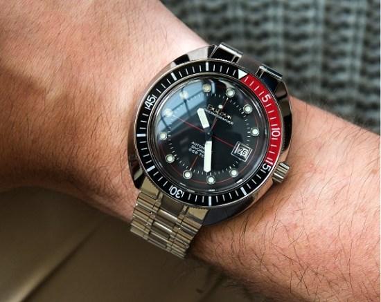 In Review: The Bulova Devil Diver Automatic | Dappered.com
