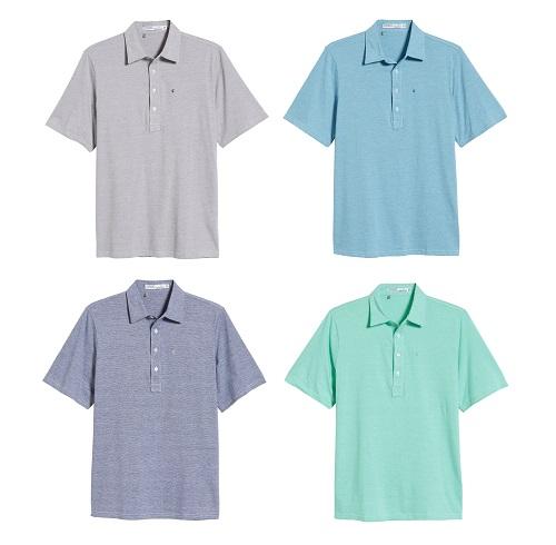 """Criquet """"Range"""" Regular Fit Jersey Polo"""