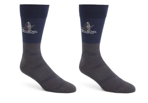 Nordstrom Shark Attack Socks