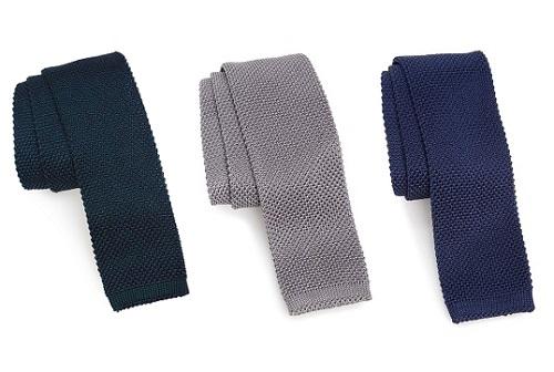 Nordstrom Silk Knit Tie