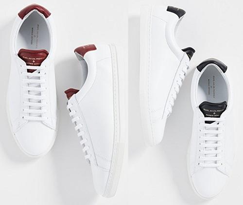 Zespa ZSP4 Low Top Sneakers