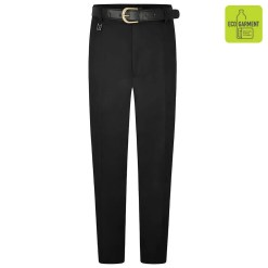 Black Extra Sturdy Fit Trousers