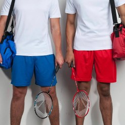Cool Mesh Lined Shorts
