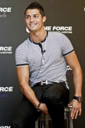 Cristiano+Ronaldo_Hermes_Belt_silver_buckle