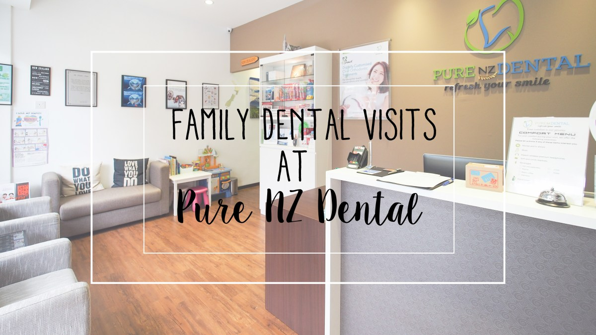 Family Dental Visits at Pure NZ Dental