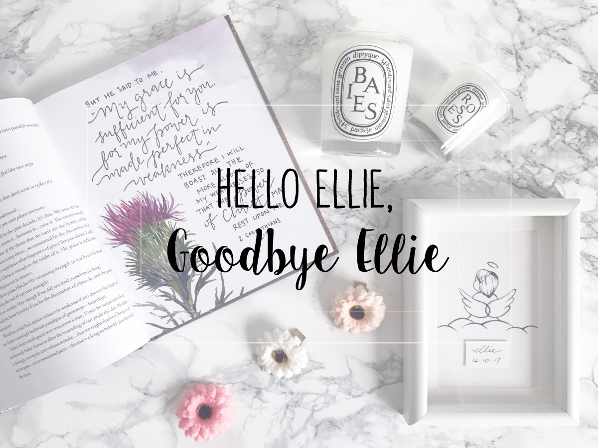 Hello Ellie, Goodbye Ellie