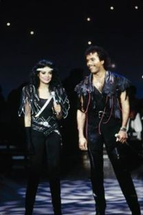 HOWARD HEWETT AND LA-TOYA JACKSON