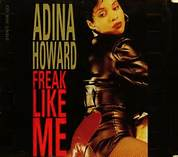 ADINA HOWARD'S DEBUT SINGLE COVER