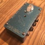 【Custom】D.A-Booster付きジャンクションボックス、MIDIスルー付き