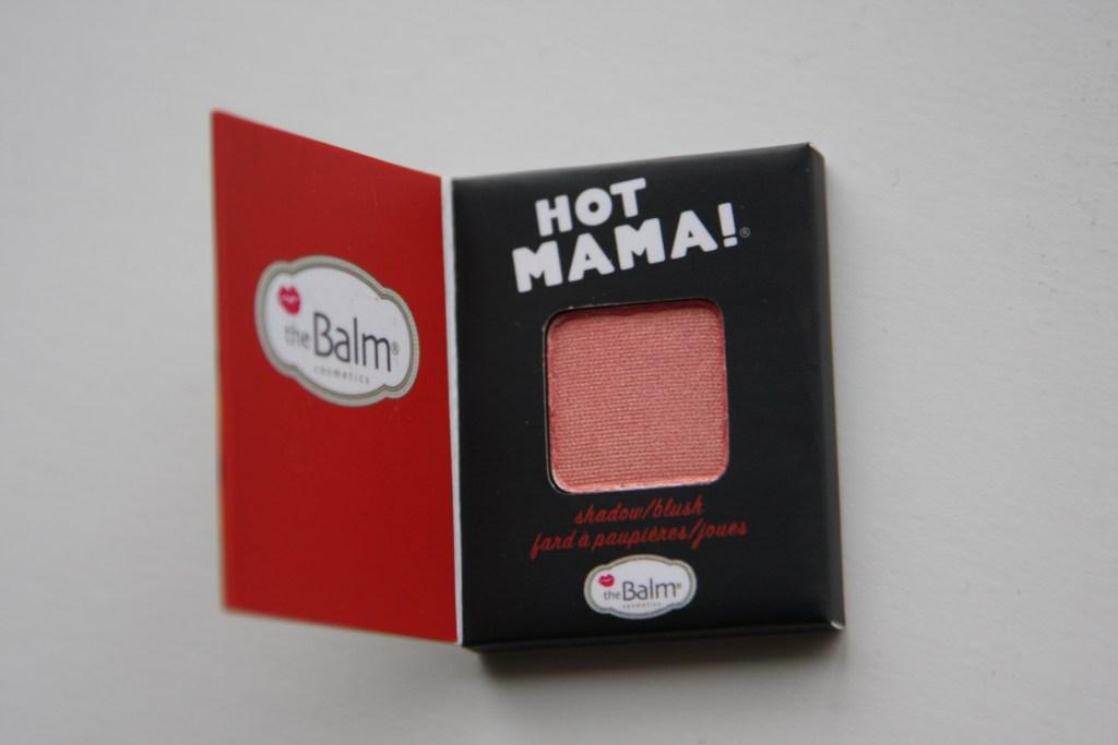 Hot Mama Shadow Blush open