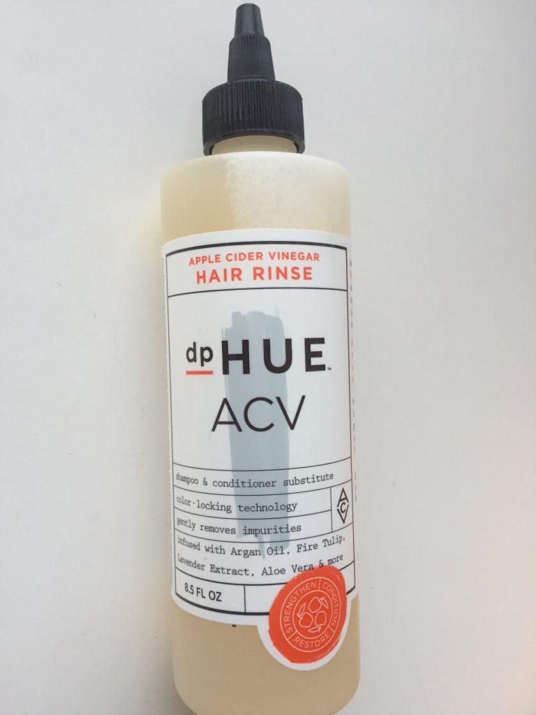 FabFitFun Fall 2017 Apple Cider Vinegar Hair Rinse