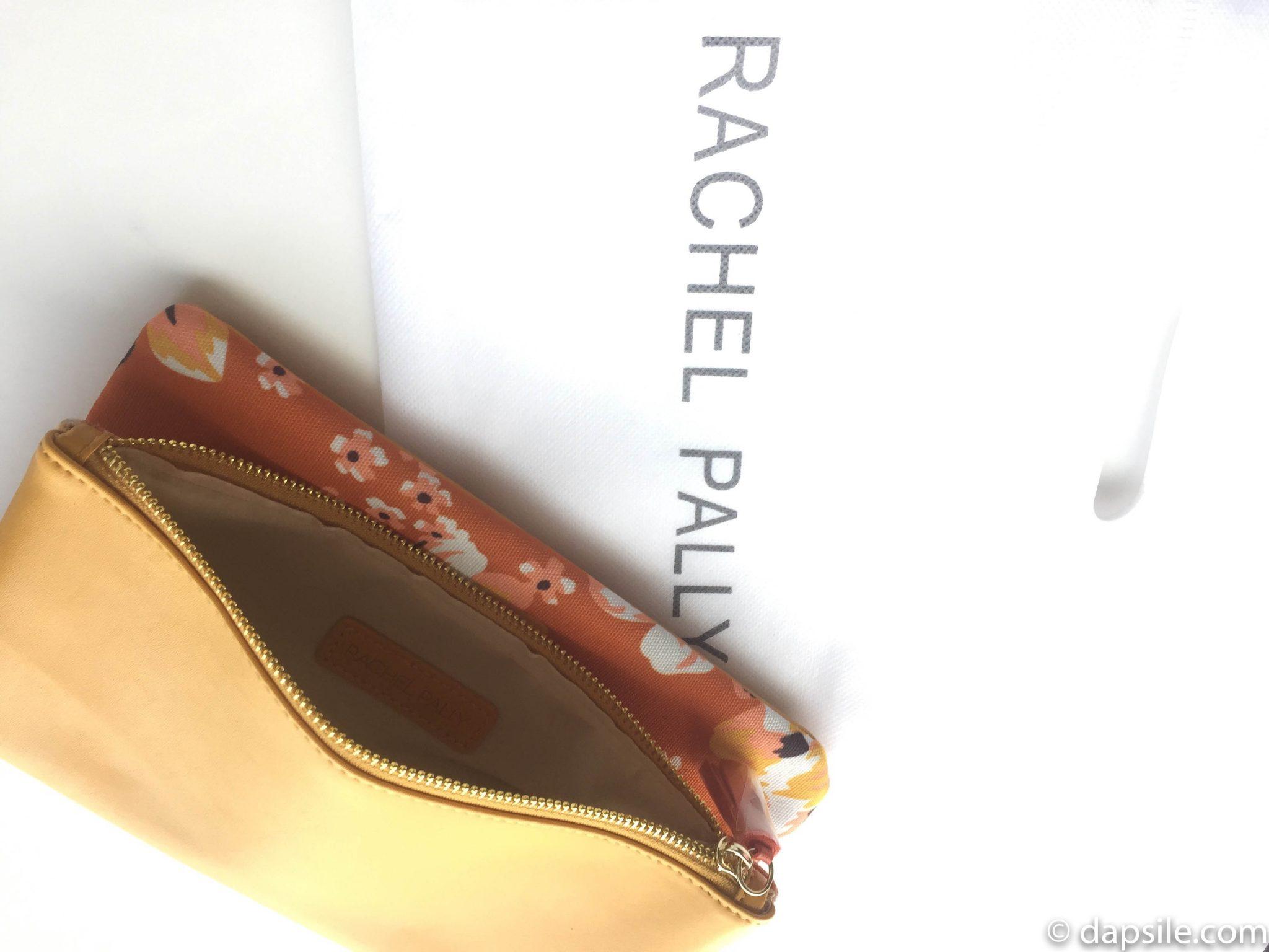 Rachel Pally Reversible Clutch open FabFitFun Spring 2018