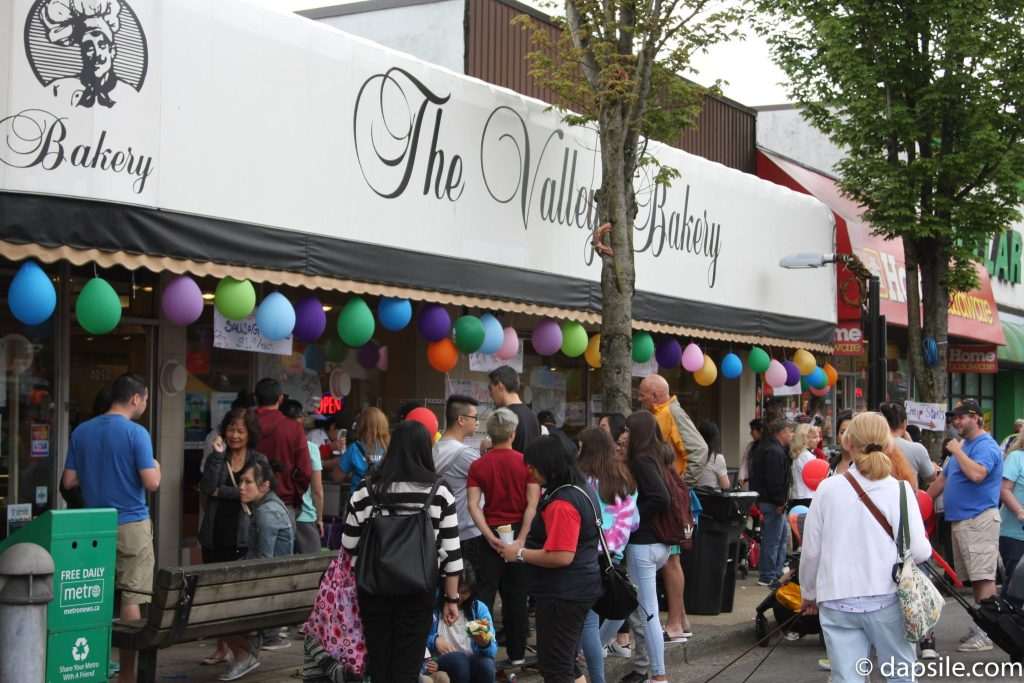 Summer Street Festivals in the Vancouver Area The Valley Bakery