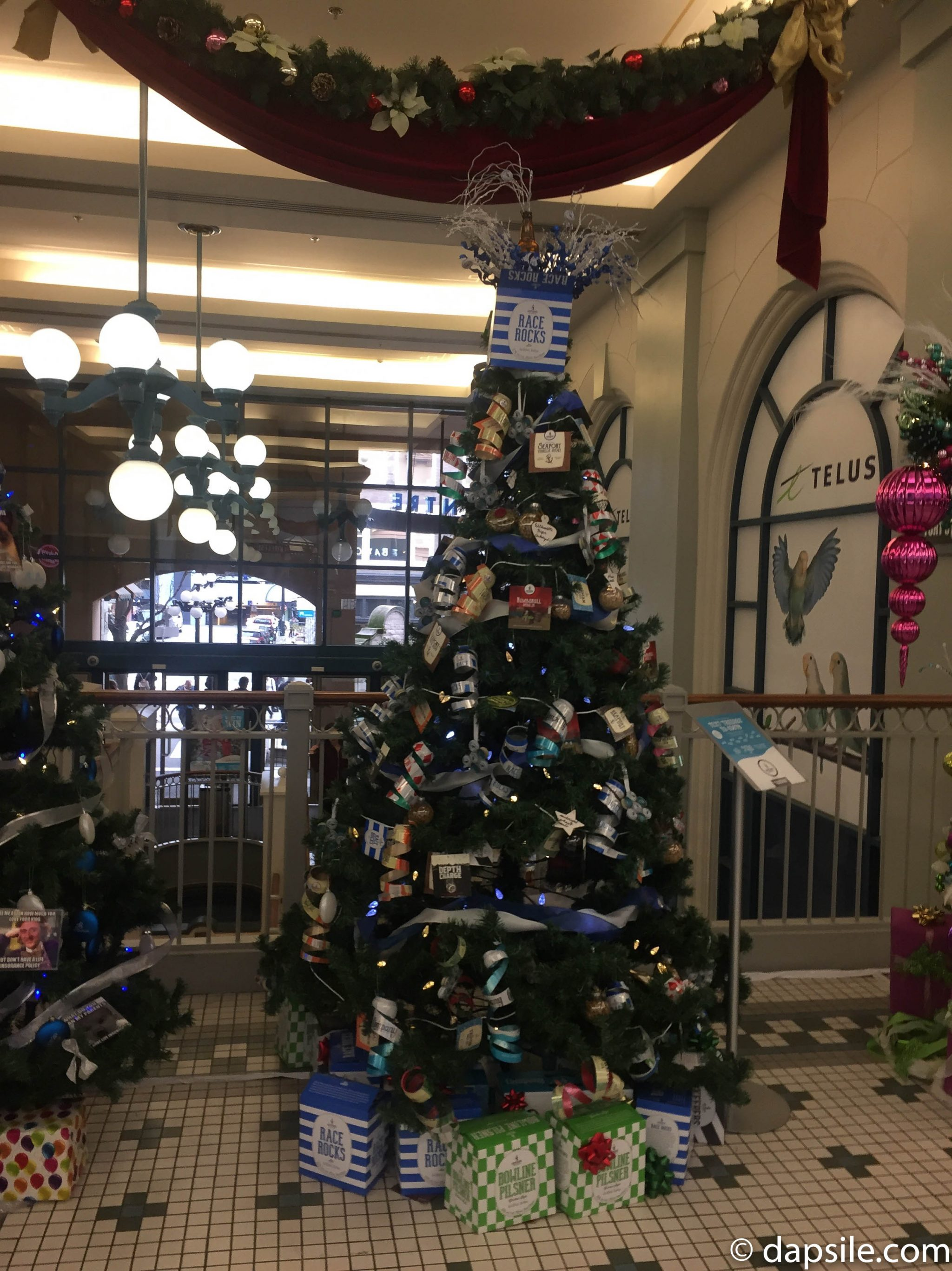 Things to do in Victoria Christmas Tree Festival Beer Tree