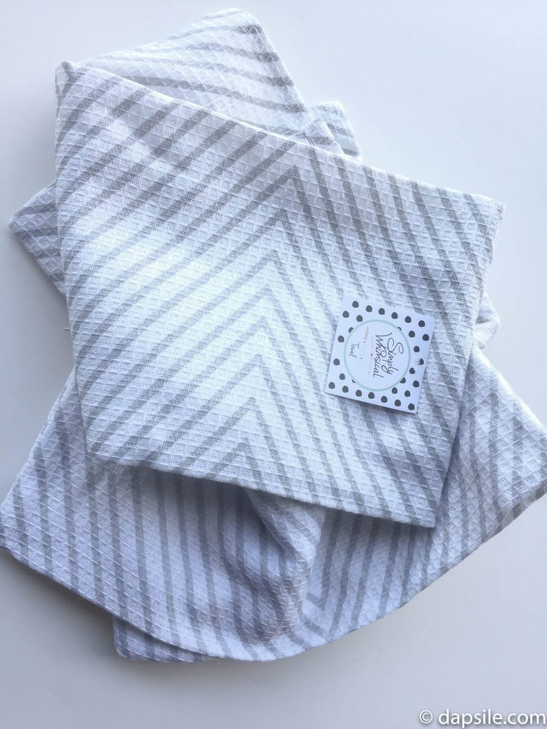 Simply Whimsical Dish Towels from the FabFitFun Fall 2018 Subscription Box
