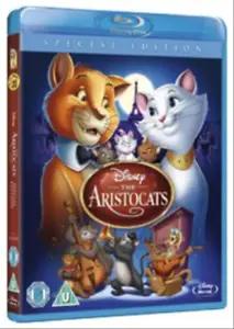 The Aristocats Blu-Ray 2012