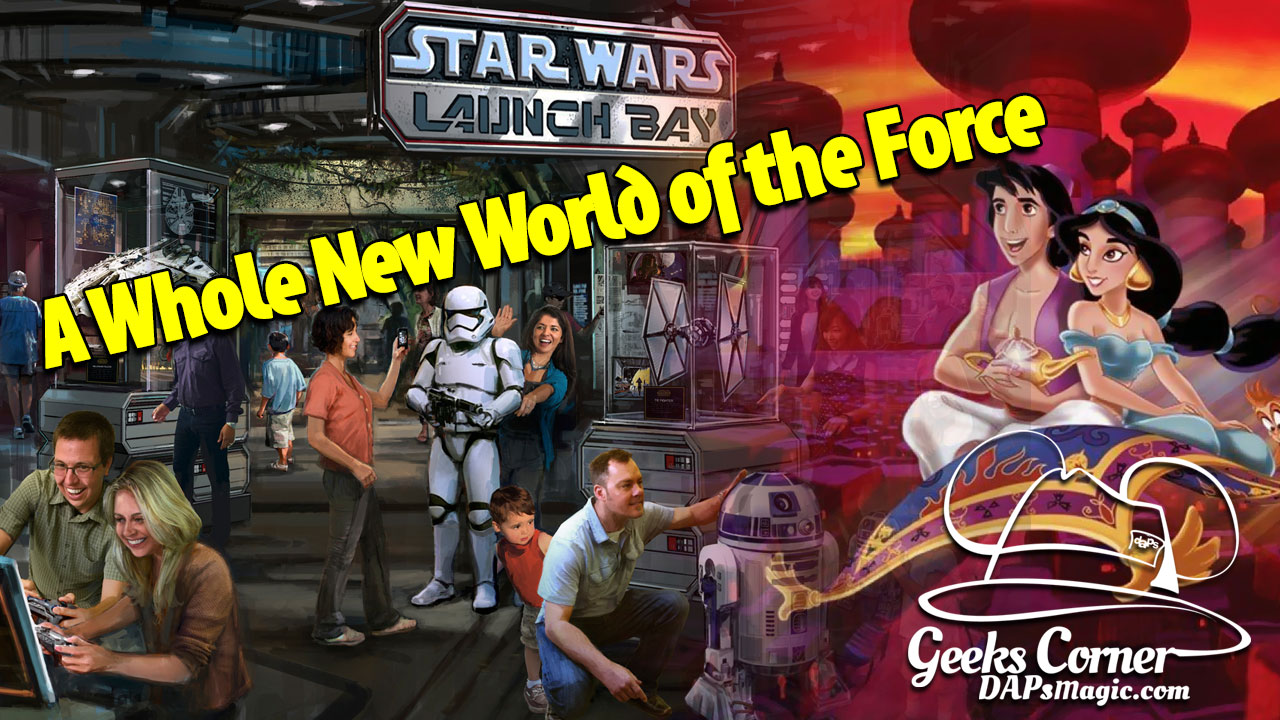 A Whole New World of the Force - Geeks Corner - Episode 452