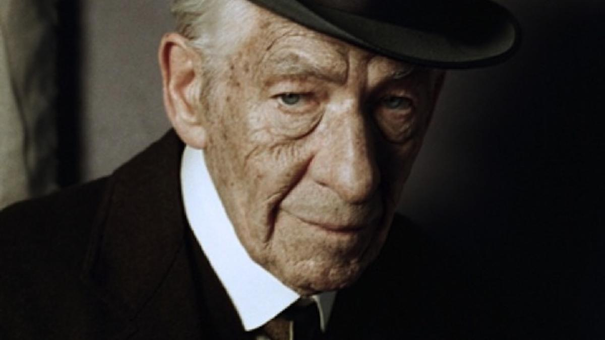 Ian McKellen as Sherlock Holmes