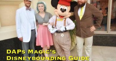 DAPs Magic's Disneybounding Guide