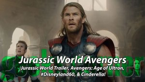Jurassic World Avengers - Geeks Corner - Episode 430