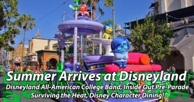 Summer Arrives at Disneyland - Geeks Corner - Episode 438