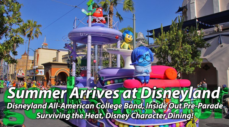 Summer Arrives at Disneyland - Geeks Corner - Episode 438