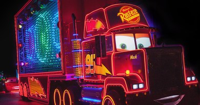 Paint the Night Cars