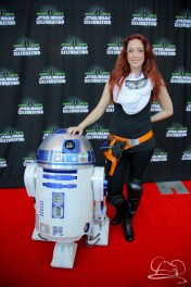 Star Wars Celebration Anaheim 2015 Day Four-39