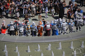 Star Wars Celebration Anaheim 2015 Day Three-15