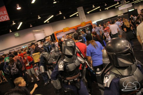 Star Wars Celebration Anaheim 2015 Day Three-30