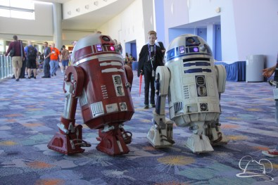 Star Wars Celebration Anaheim 2015 Day Three-33