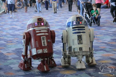Star Wars Celebration Anaheim 2015 Day Three-35