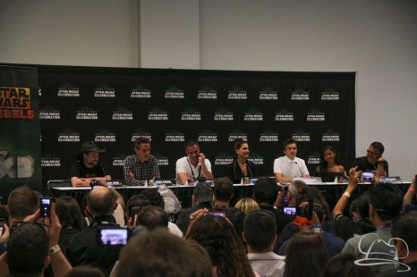 Star Wars Celebration Anaheim 2015 Day Three-7
